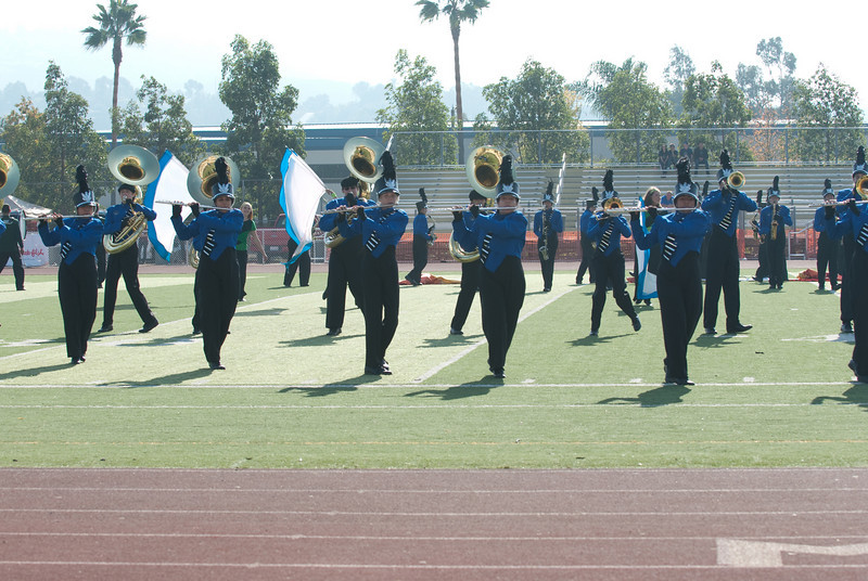 Mission Hills High Band Competition-4213