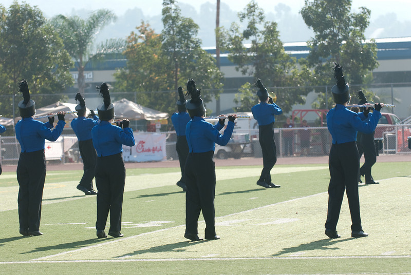 Mission Hills High Band Competition-4141