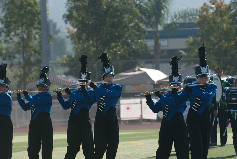 Mission Hills High Band Competition-4231