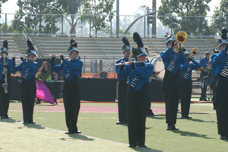 Mission Hills High Band Competition-4259