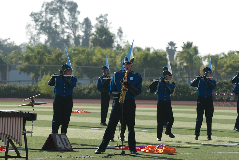 Mission Hills High Band Competition-4342