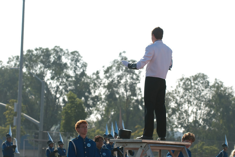 Mission Hills High Band Competition-4337