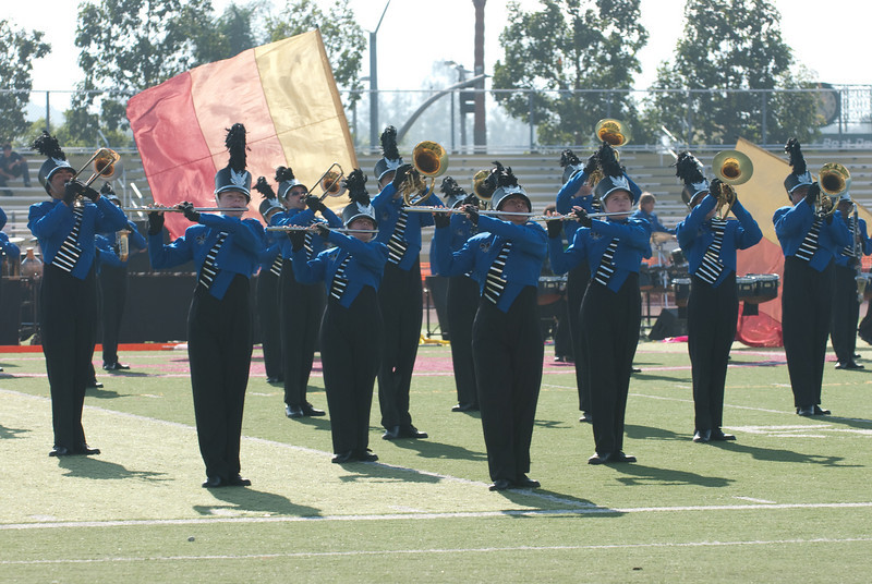 Mission Hills High Band Competition-4191