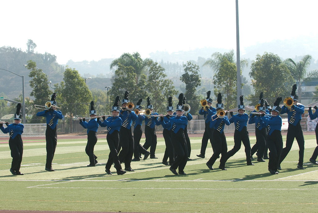 Mission Hills High Band Competition-4158