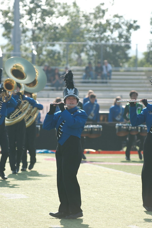 Mission Hills High Band Competition-4146