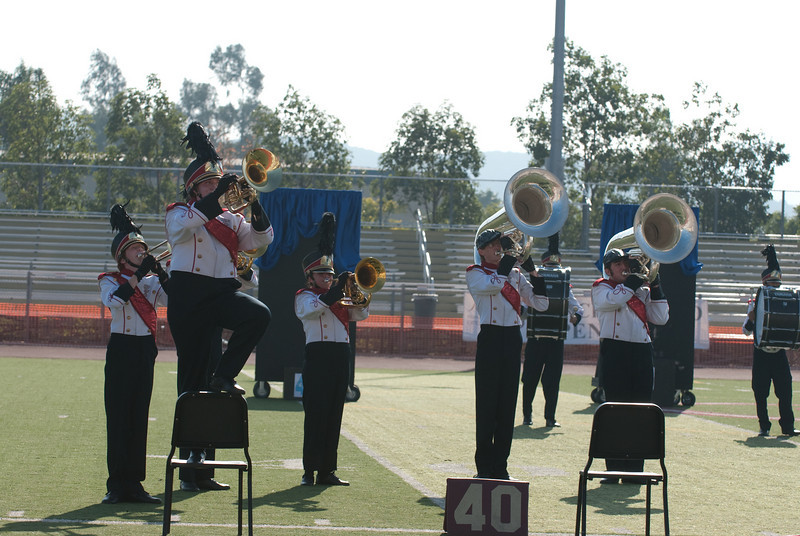 Mission Hills High Band Competition-4306