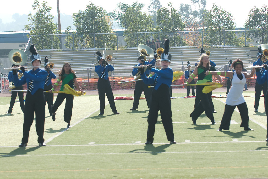 Mission Hills High Band Competition-4169