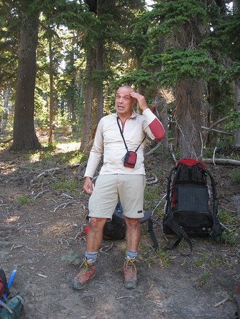 Mt Adams Climb - Jul 30- Aug 2