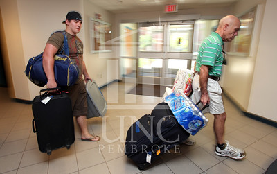 UNCP's Open House on August 17th, 2009 move-in 0904.jpg