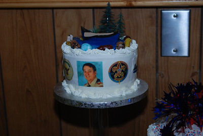 Scoutmaster & ASM appreciation - Oct 19