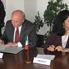 Signing of the MoU on Online Diplomatic Training by Malta, Mexico and Switzerland (Geneva, 25th of June 2009)