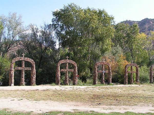 Trek to Taos Sojourn in Santa Fe