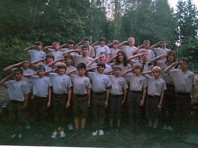 Troop Meeting - Aug 24