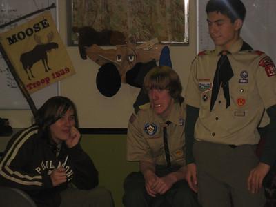 Troop Meeting - Nov 23