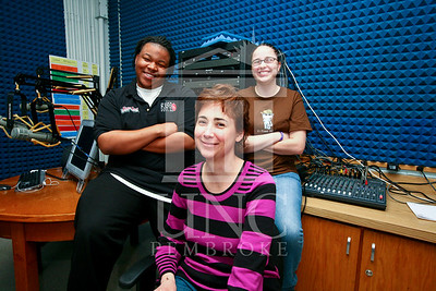UNCP's WUNCP Radio Show on March 18th, 2009 09_0193.jpg