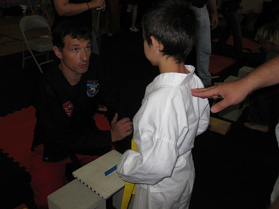 20090530 Ryan's First Karate Tournament