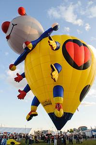 20091008 Albuquerque Balloon Fiesta 031