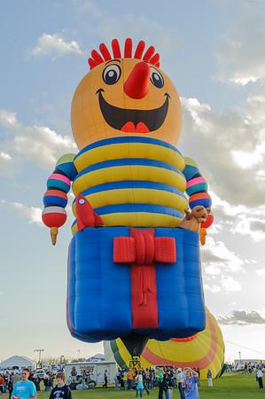 20091008 Albuquerque Balloon Fiesta 013