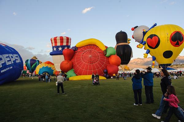 20091008 Albuquerque Balloon Fiesta 029