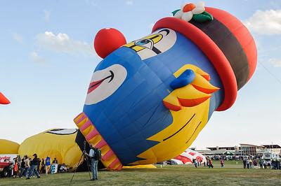 20091008 Albuquerque Balloon Fiesta 017