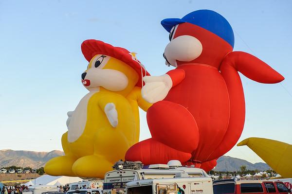 20091008 Albuquerque Balloon Fiesta 016