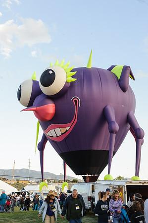 20091008 Albuquerque Balloon Fiesta 025