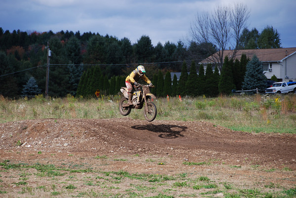 2009/10/29 Dirtbiking