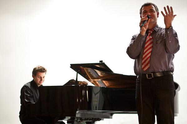 Christoph Zehendner und Michael Schlierf
