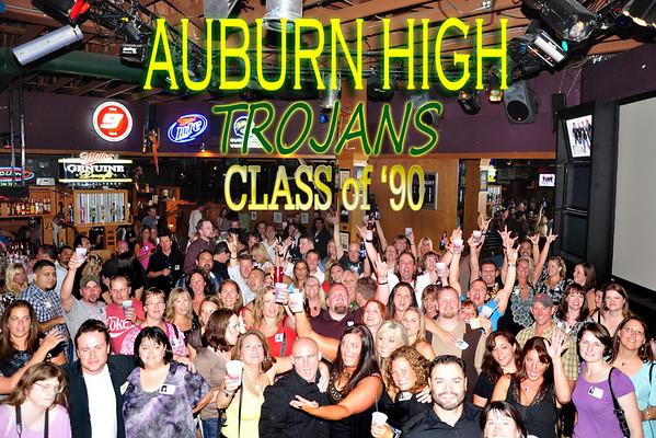 2010-08-13 Auburn High Class of '90 20 Year Reunion @ BB Magraws