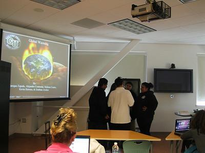9th Grade Global Warming Presentations