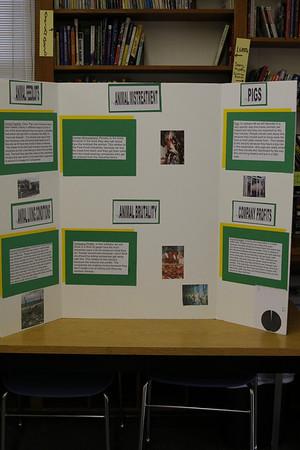 9th Grade Health Fair