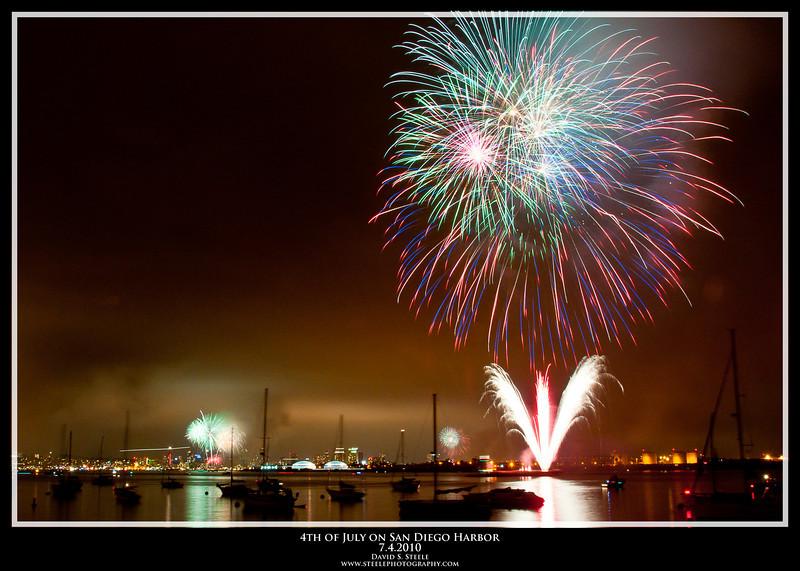 7.4.2010 -- 4th of July Festivities in San Diego