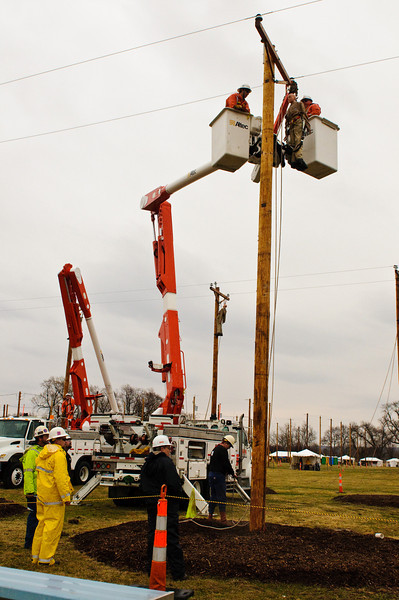 2010 APPA Lineworkers rodeo hosted by OPPD