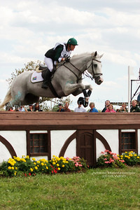 Heidi Wood and Quantum Leap at the WEG