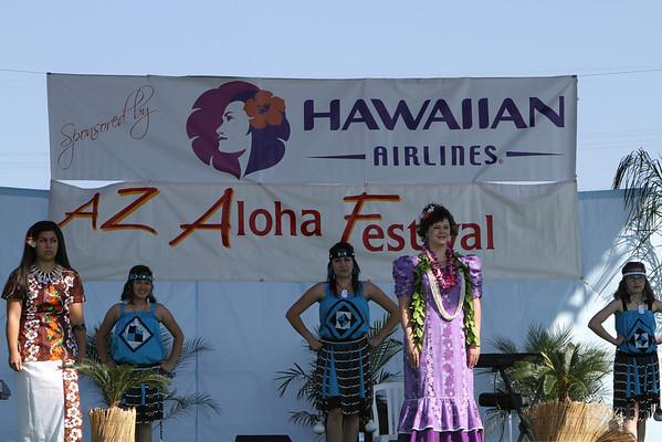 2010 Arizona Aloha Festival