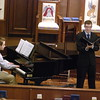 The Fifth Annual Bach Marathon, featuring serious musicians at all skill levels, was Saturday, March 27, 2010, at Maxwell Street Presbyterian Church in Lexington, Ky. Photo by Rich Copley for MSPC.