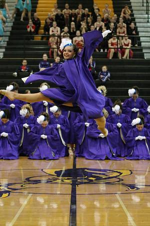 2010-03-06 Butler Kickline Jazz