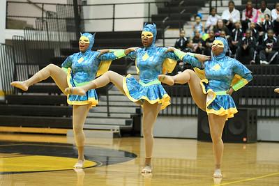 2010-03-06 Chenaulte Dancers Seniors Kick