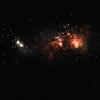 Nebula - fireworks and clouds of smoke