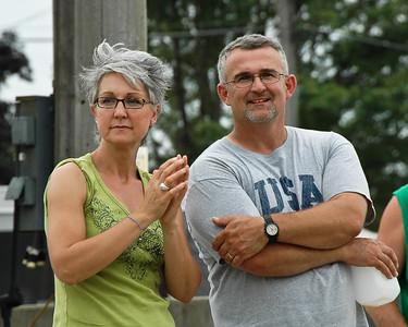 Linda & David
