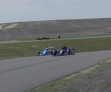 May 8-9, High Plains Raceway, CO