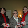2010 Realtor Partners: Linda Huff (The Home Source, REALTORS), Kim Estes (Keller Williams - Fayetteville) and Amy Foley (Keller Williams - Peachtree City)