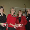 2010 Bronze Partners: Michelle Presley (Regions Mortgage), Deborah Bishop (MetLife Home Loans), Heather Dognazzi (Dickenson Gilroy, LLC) and Liz Taylor (SunTrust Mortgage).