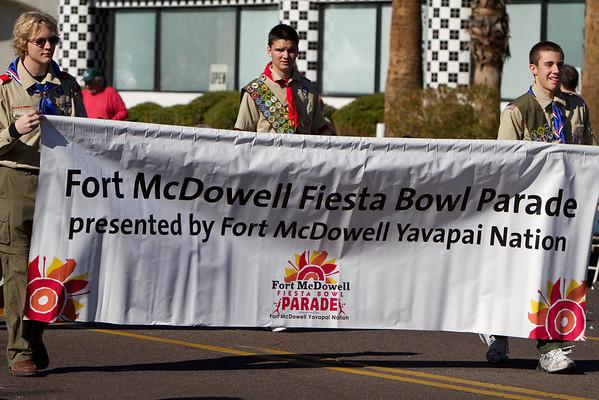 2010 Fiesta Bowl Parade