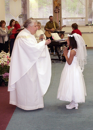 2010 First Holy Communion