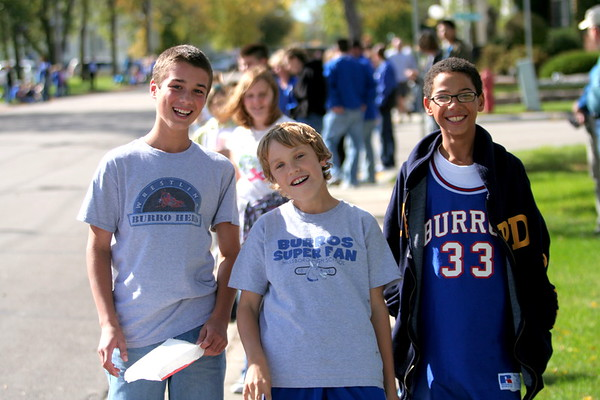 2010 Hillsboro Homecoming Parade
