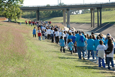 """2010 Houston """"Out of the Darkness"""" 5K Community Walk"""