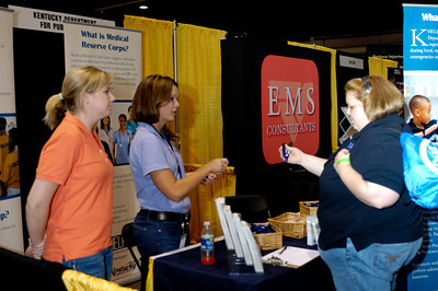 Kentucky EMS Conference and Expo, Lexington Convention Center.