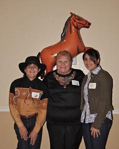 Justin, Sue & Kimberly