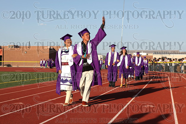 2010 Kirtland Central Commencement 5-21-15